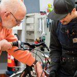 WAMS Radwerkstatt Gebrauchträder Neuräder Reparatur Service